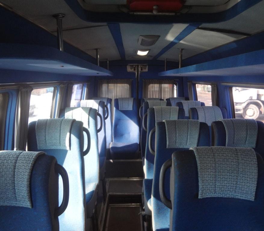 Микроавтобус Ивеко Дейли