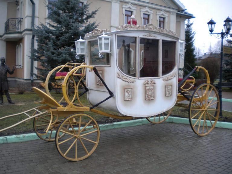 Карета Екатерининская