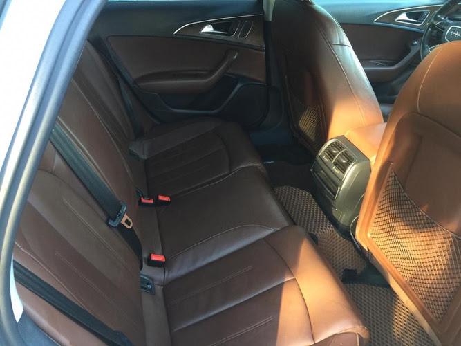 Автомобиль Audi A6